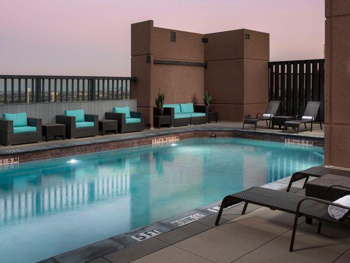 Tmx Rooftop Pool 51 15671 157799241048428 Irving, TX wedding venue