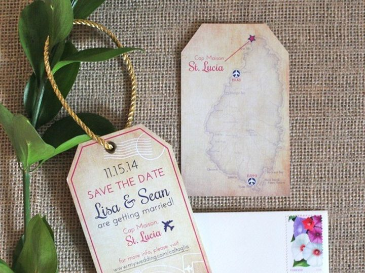 Tmx 1415835439809 Img0302 Hoboken wedding invitation