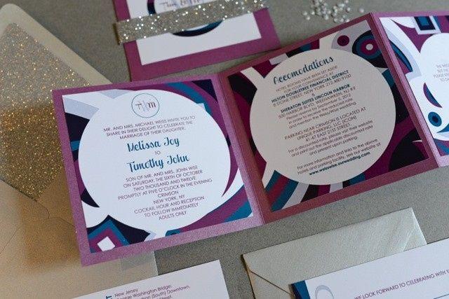 Tmx 1415835576528 Melis7 Hoboken wedding invitation