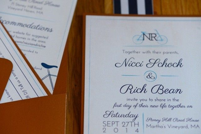Tmx 1415835605645 Nicci2 Hoboken wedding invitation