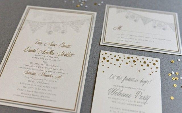 Tmx 1415835655512 Toni1 Hoboken wedding invitation