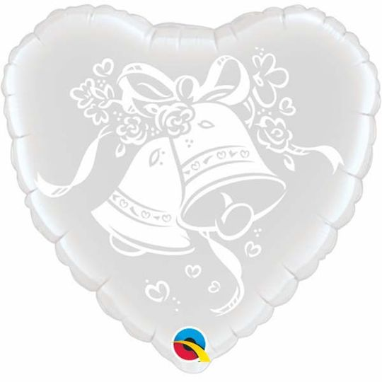 inches wedding bells heart packaged mylar balloons 51 1985671 159971051541100