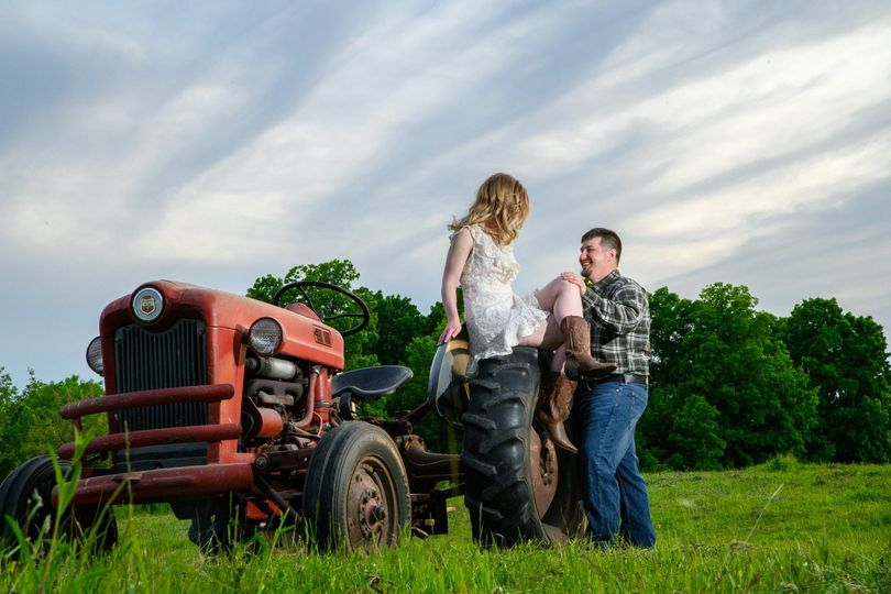 Engagement on the farm