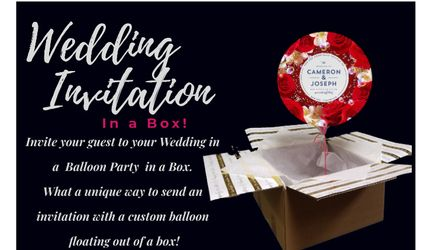 Balloon Party in a Box
