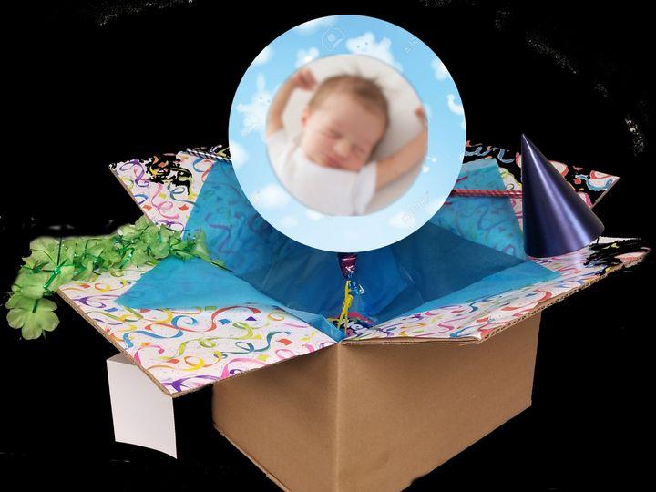 Tmx Baby Announcement 51 1985671 159971021882158 Jamison, PA wedding invitation