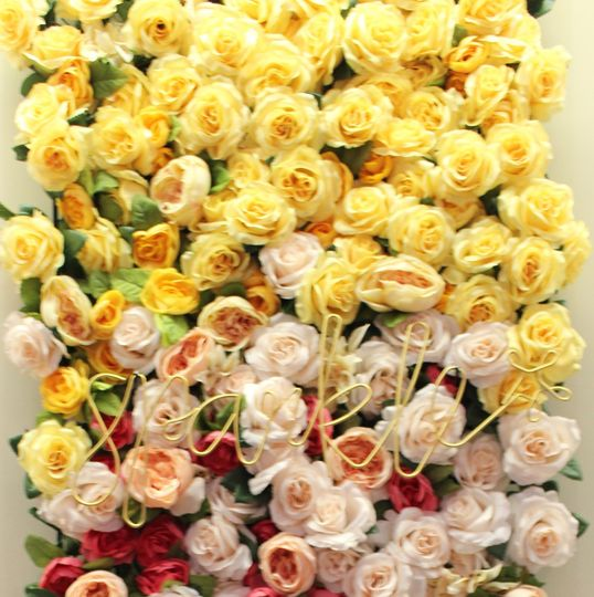 LRG Flowers and Event Rentals