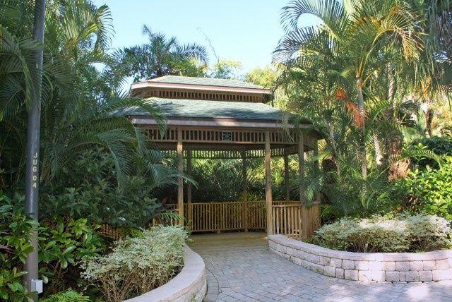 Botanical Gardens Gazebo