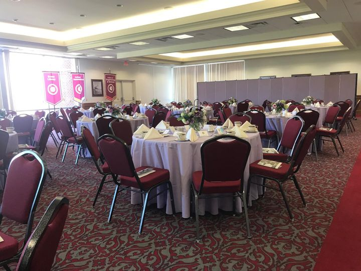 Hartley Room reception