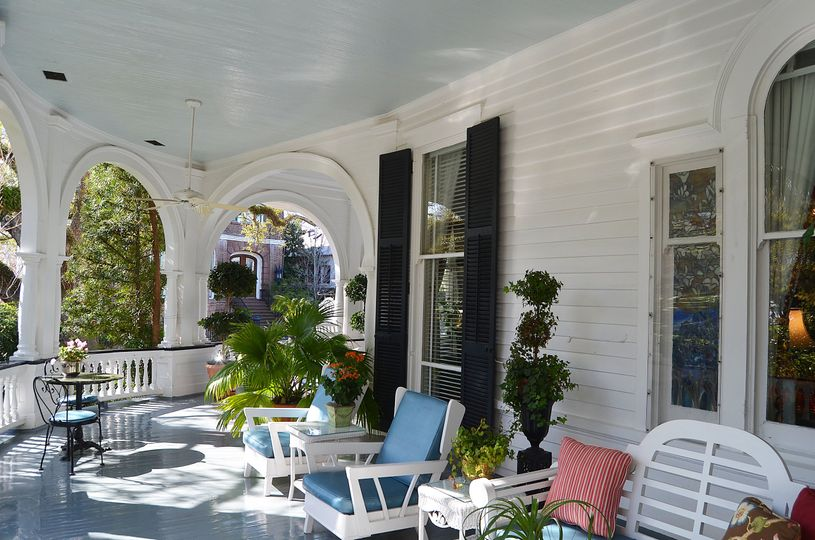 Sunfilled Veranda