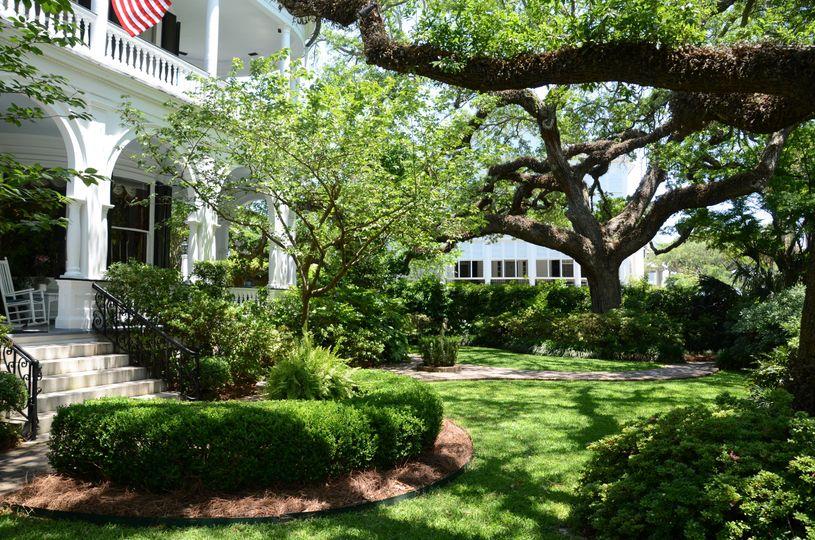 Live Oak Garden