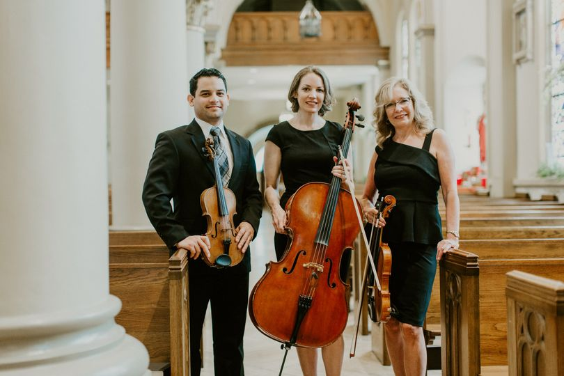 Vermilion strings' string trio
