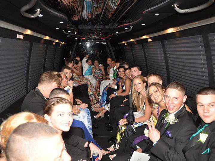 Tmx Prombuscrowd 51 1059671 Fremont, OH wedding transportation