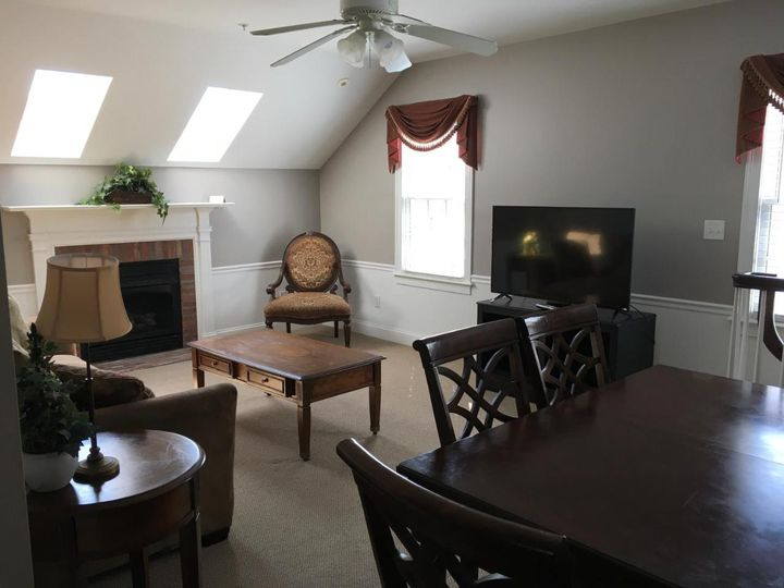 Two Room King Master Suite
