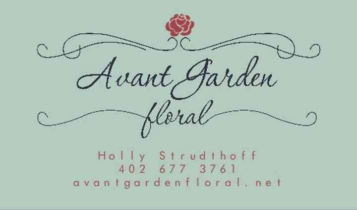 Avant Garden Floral