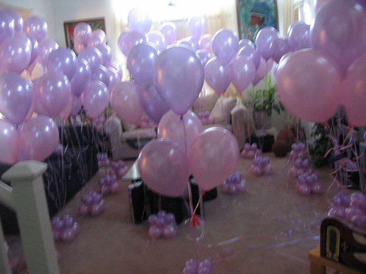 Tmx 1476082598245 Arroy Of Balloons Cancer Week Boston wedding rental