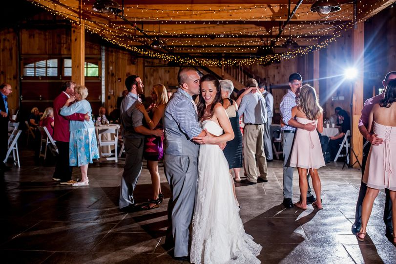 Rustic venue - Kaylyn Ivy Photography