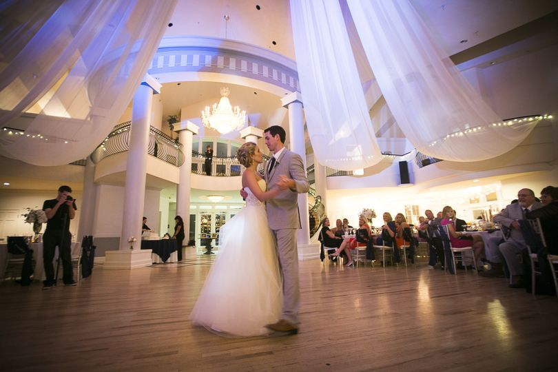 First dance - uplighting _ timeless