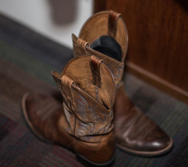 Groom's Boots