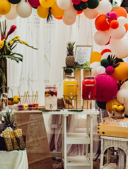 Tropical Drink Station