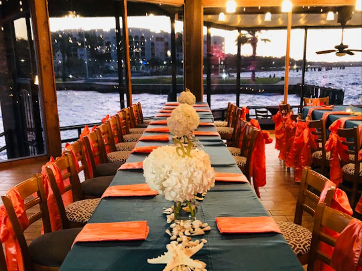 Tmx 520 On The Water Table 51 1022771 158447080552192 Sanford, FL wedding venue