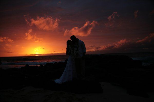 Hawai'ian wedding