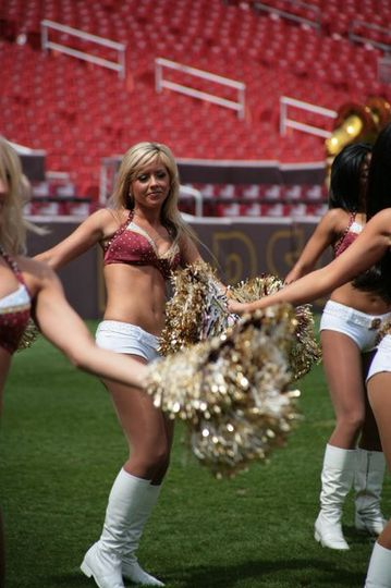 Redskins Draft Day party