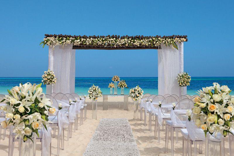 Secrets Beach Ceremony