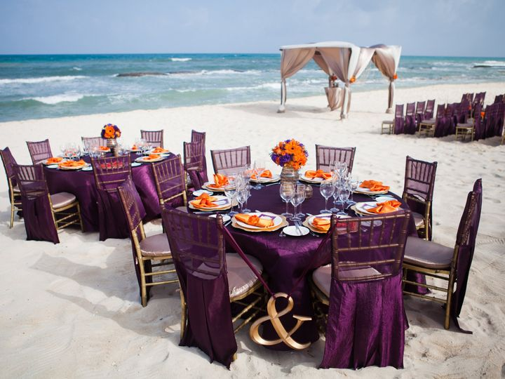 Tmx Majestic Flair 2 Reception Tables With Ceremony 51 1006771 Southlake, Texas wedding travel