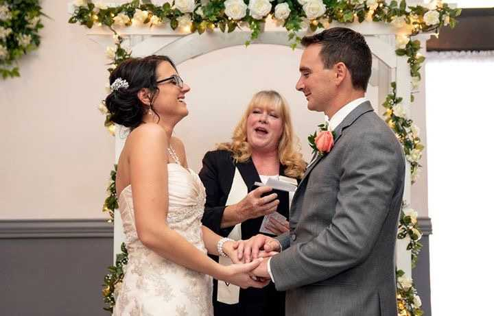 """More Than Words"" Wedding Officiant"