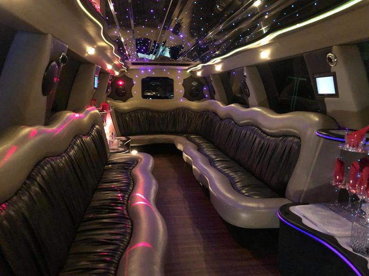 Elite events limousine llc