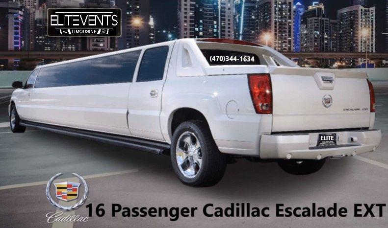 Elite Events Limousine