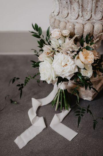 Birdal bouquet, loose organic