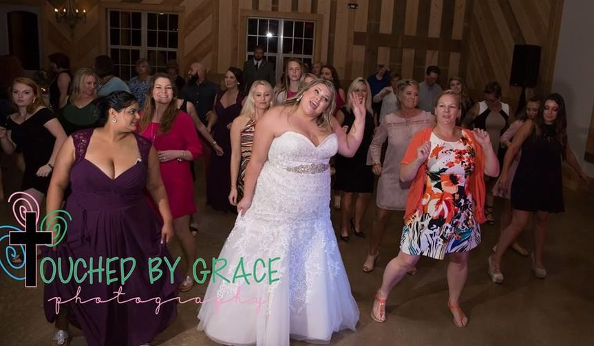 Bride - Fun with the girls