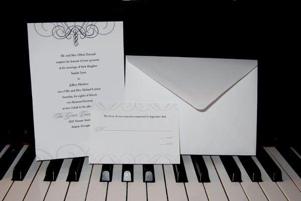 Tmx 1313946562325 IMG2559 Fairfield wedding invitation