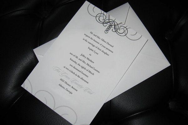 Tmx 1313946581263 IMG2572 Fairfield wedding invitation