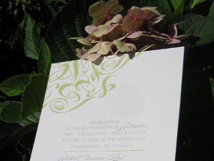 Tmx 1313946593544 IMG2596 Fairfield wedding invitation
