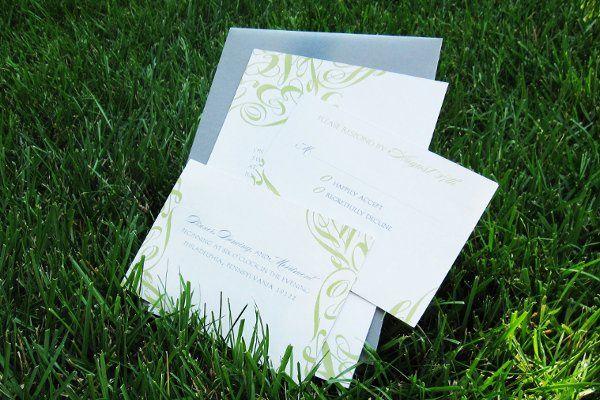 Tmx 1313946622653 IMG2633 Fairfield wedding invitation