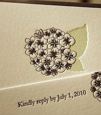 Tmx 1313946735841 Hydrangea Fairfield wedding invitation