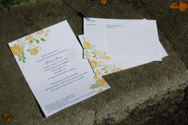 Tmx 1313946812591 IMG2585 Fairfield wedding invitation
