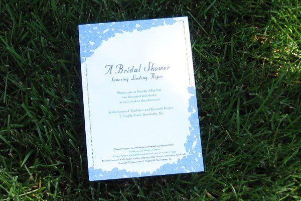 Tmx 1313946842638 IMG2613 Fairfield wedding invitation