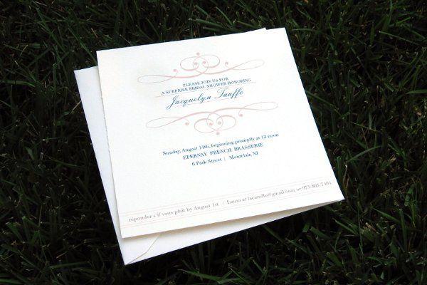 Tmx 1313946852356 IMG2614 Fairfield wedding invitation