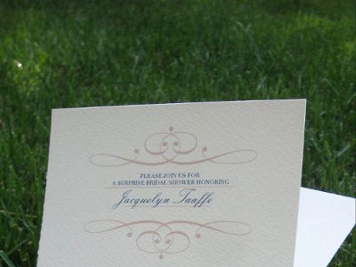 Tmx 1313946862325 IMG2619 Fairfield wedding invitation