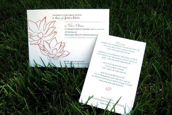 Tmx 1313946880075 IMG2660 Fairfield wedding invitation