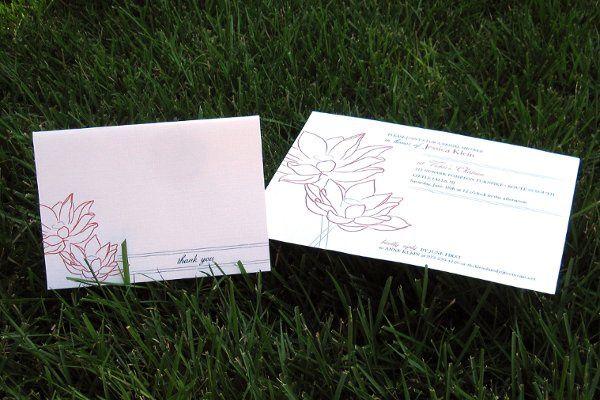 Tmx 1313946893294 IMG2666 Fairfield wedding invitation