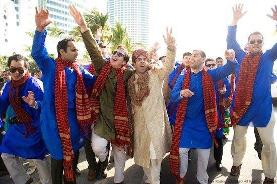 Baraat in Miami @ The Eden Roc
