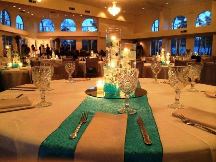 800x800 1442949455946 turquoise runners indoor ceremony w light curtain