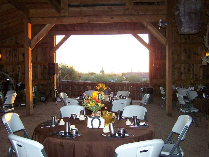 Mining Camp Restaurant, our Rustic Barn, Wedding Ceremony ...