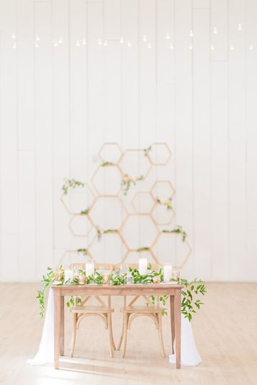 Honeycomb Backdrop