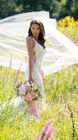 Just A Beautiful Bride!