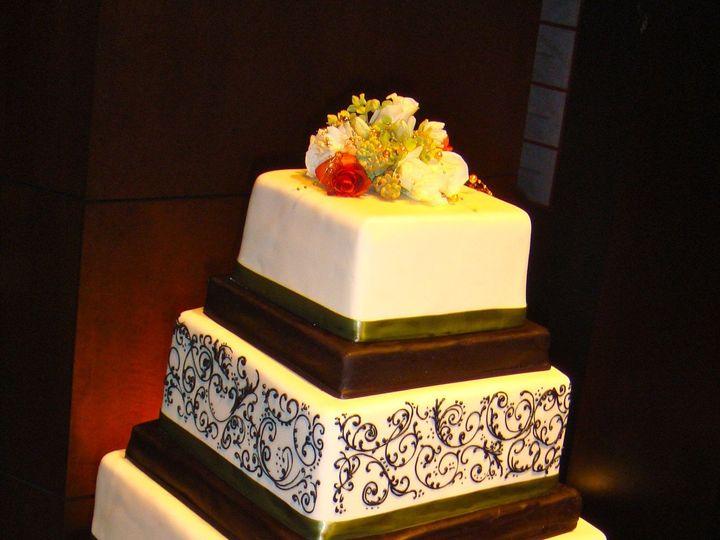 Tmx 1406159451406 Dsc01598 Santa Barbara wedding cake